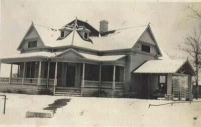 Historic Lancaster House in Granbury