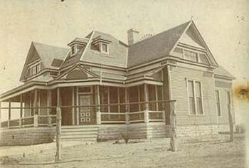 Historic Lancaster House (Now bed and breakfast)