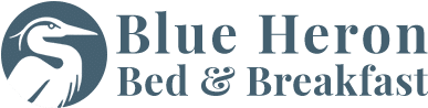 Blue Heron Bed and Breakfast - Logo